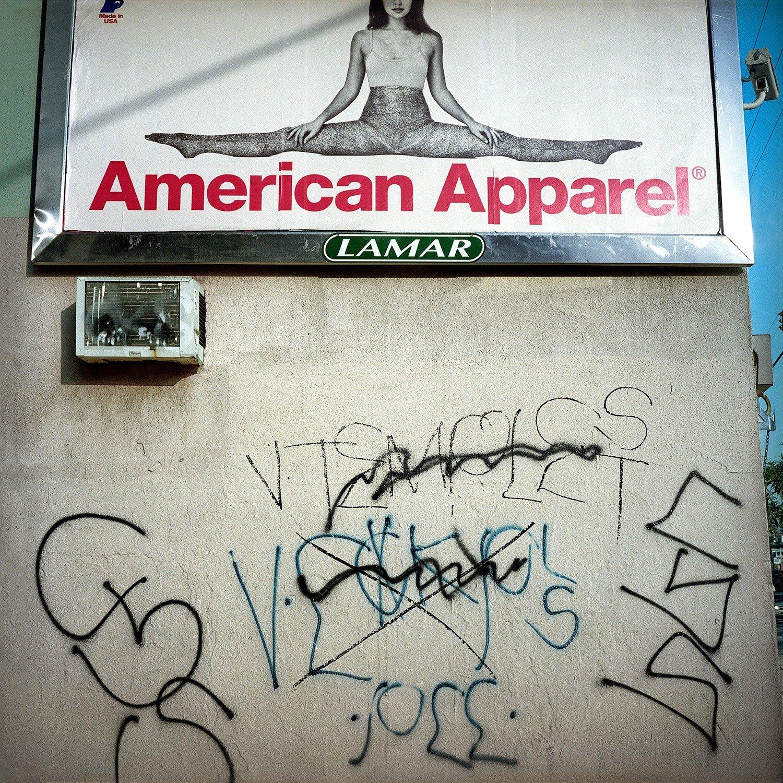 Thomas Alleman The American Apparel