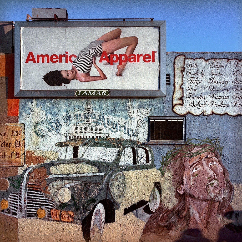 The American Apparel Thomas Alleman
