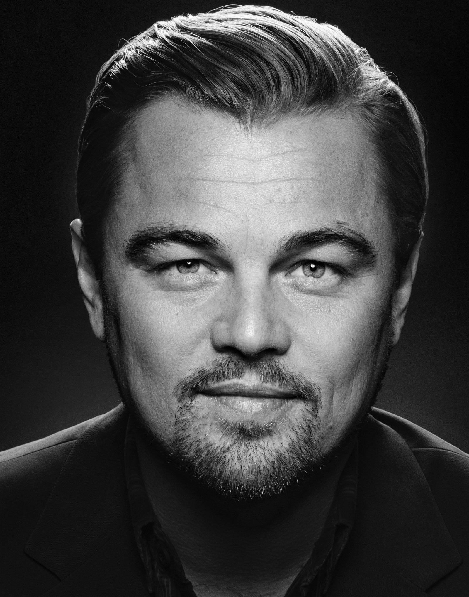 Leonardo DiCaprio by Victoria Will