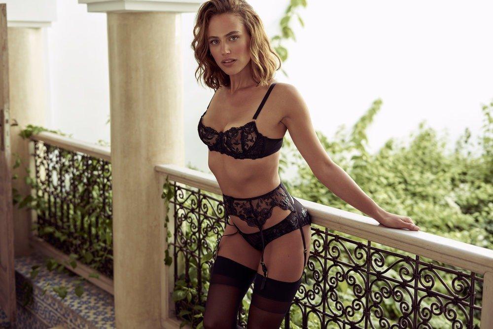 Lingerie, photographer, model