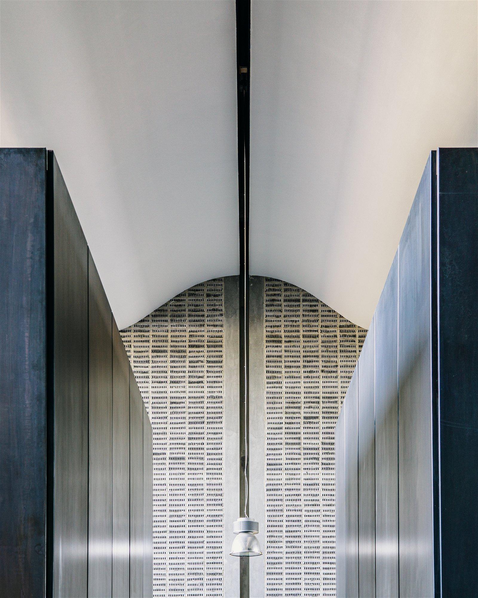 Ringsted Crematorium Ceiling
