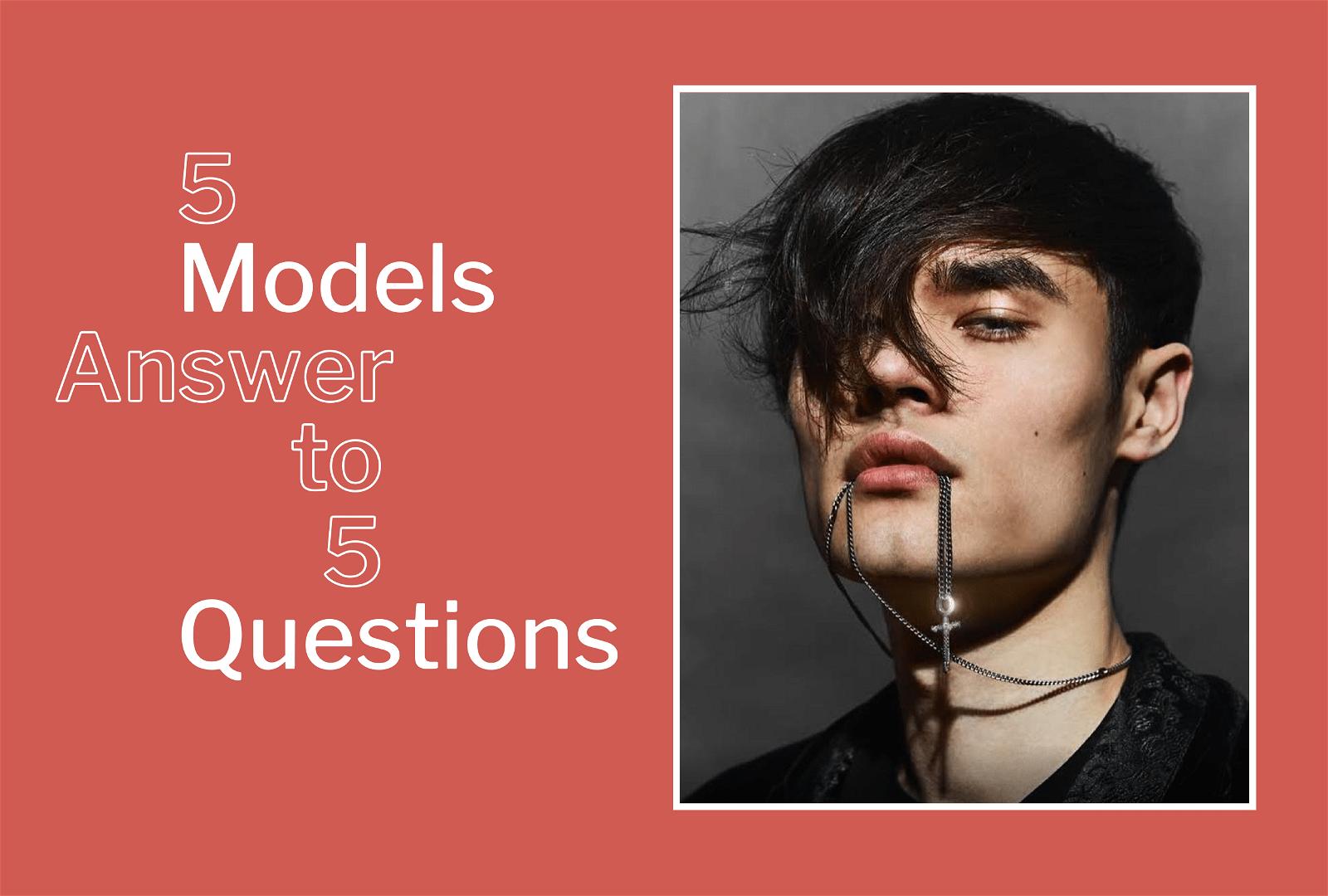 Models - Tristan Lim