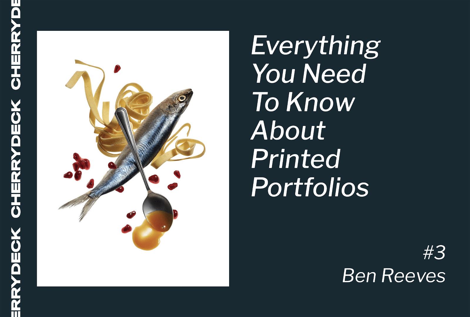 Photography Paper Portfolio - Ben Reeves