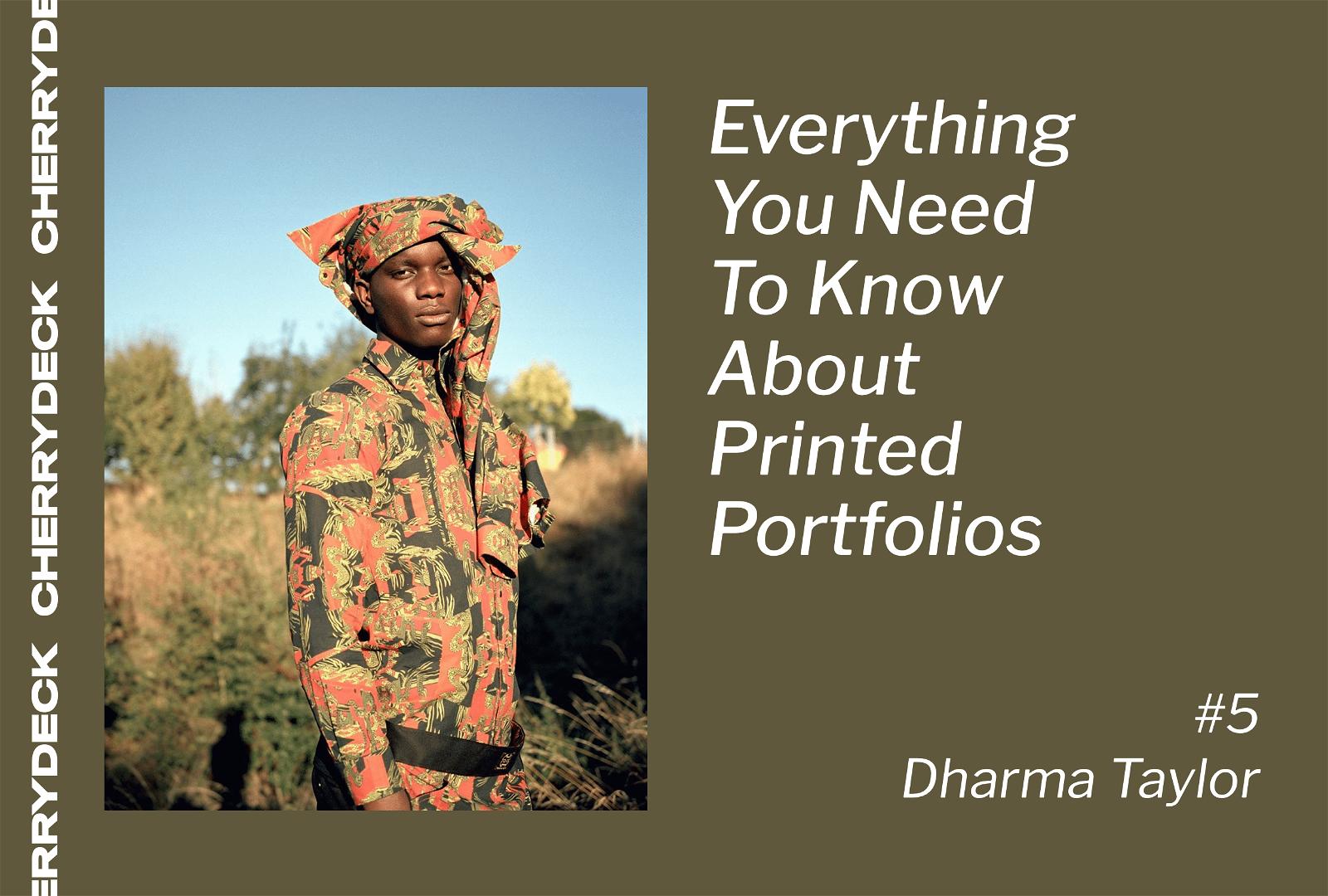 Dharma Taylor Portfolio