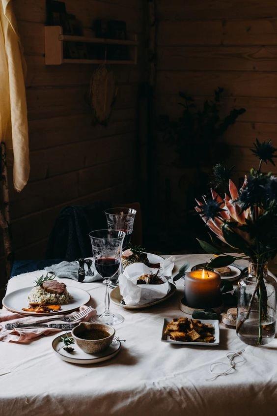 Antje Braga - Christmas Food