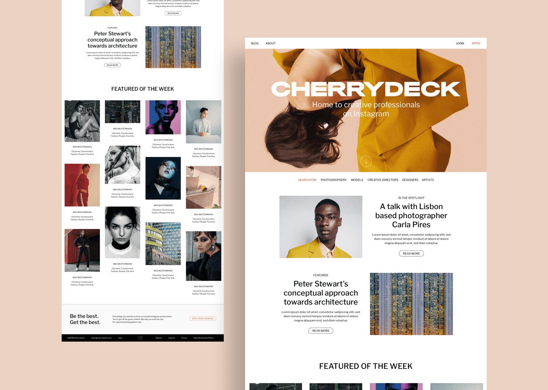Cherrydeck German Design Award