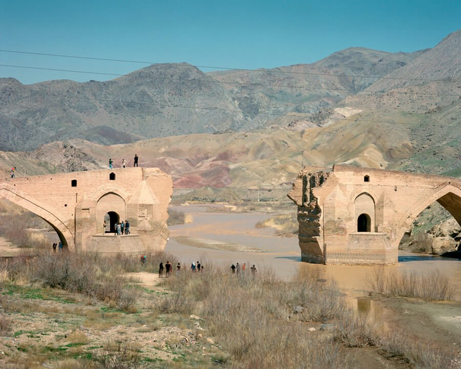 Sarah Pannell - The other side of Iran