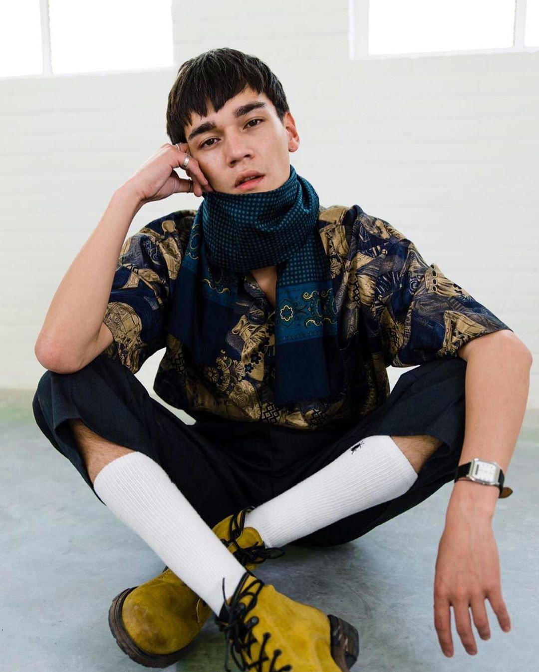 Model Jessey Rodrigus