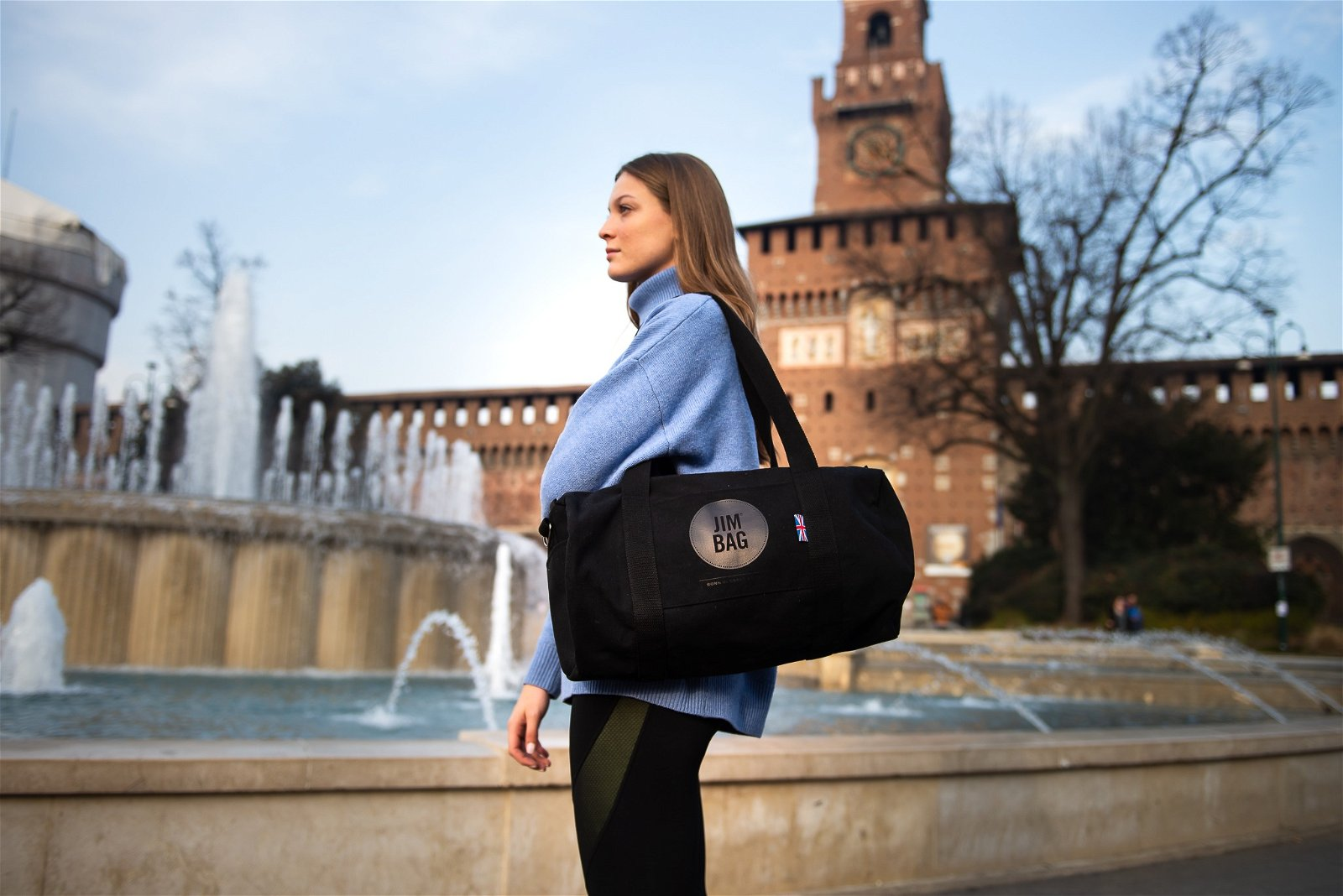 Consuelo Canducci for JIMBAG Milan