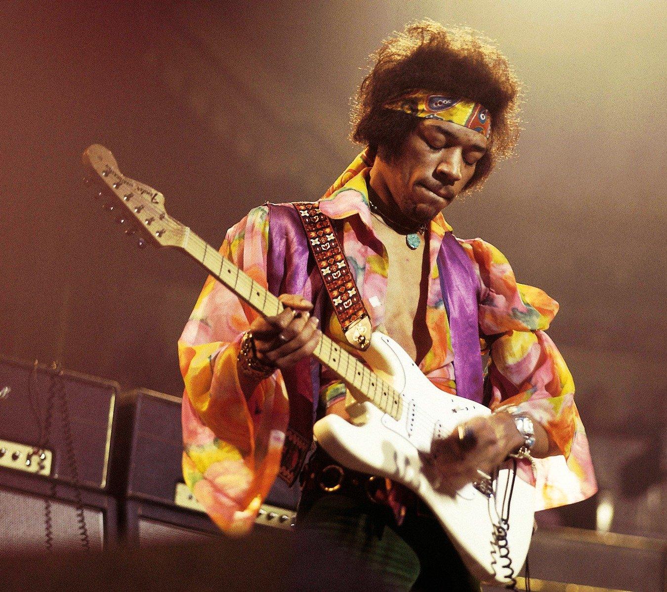 Anniversaries in 2020 Jimi Hendrix