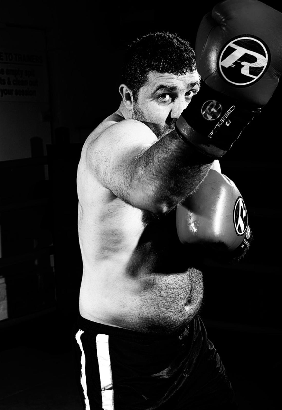 Engaging Boxing
