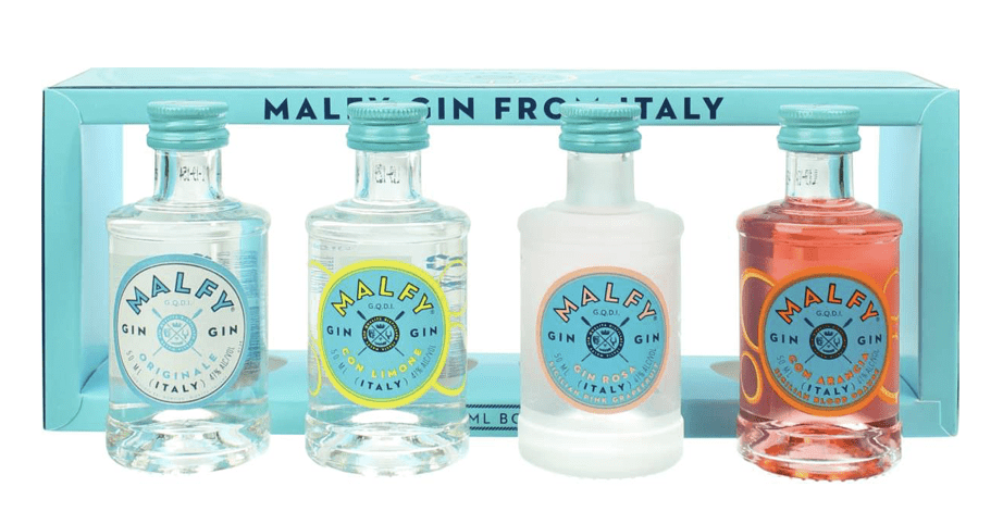 Holiday Gift Guide for Creatives: Malfy Gin set
