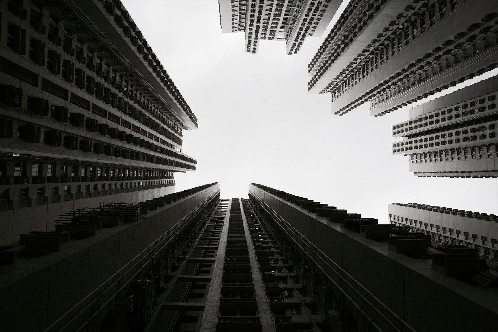 skyscrapers harmony