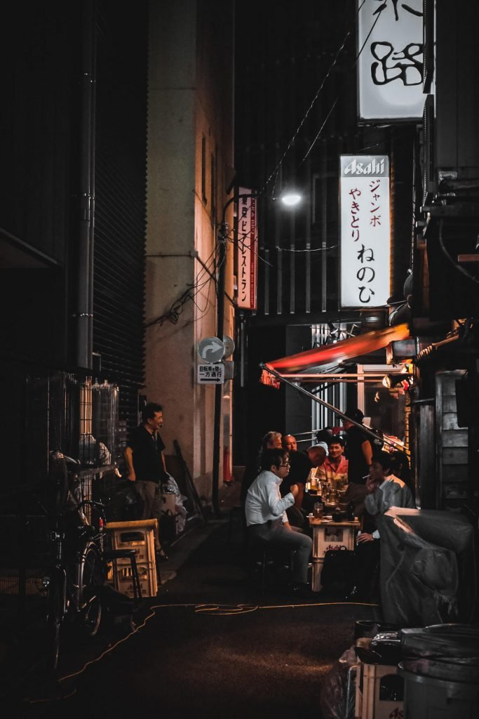 authentic places to photograph in Japan