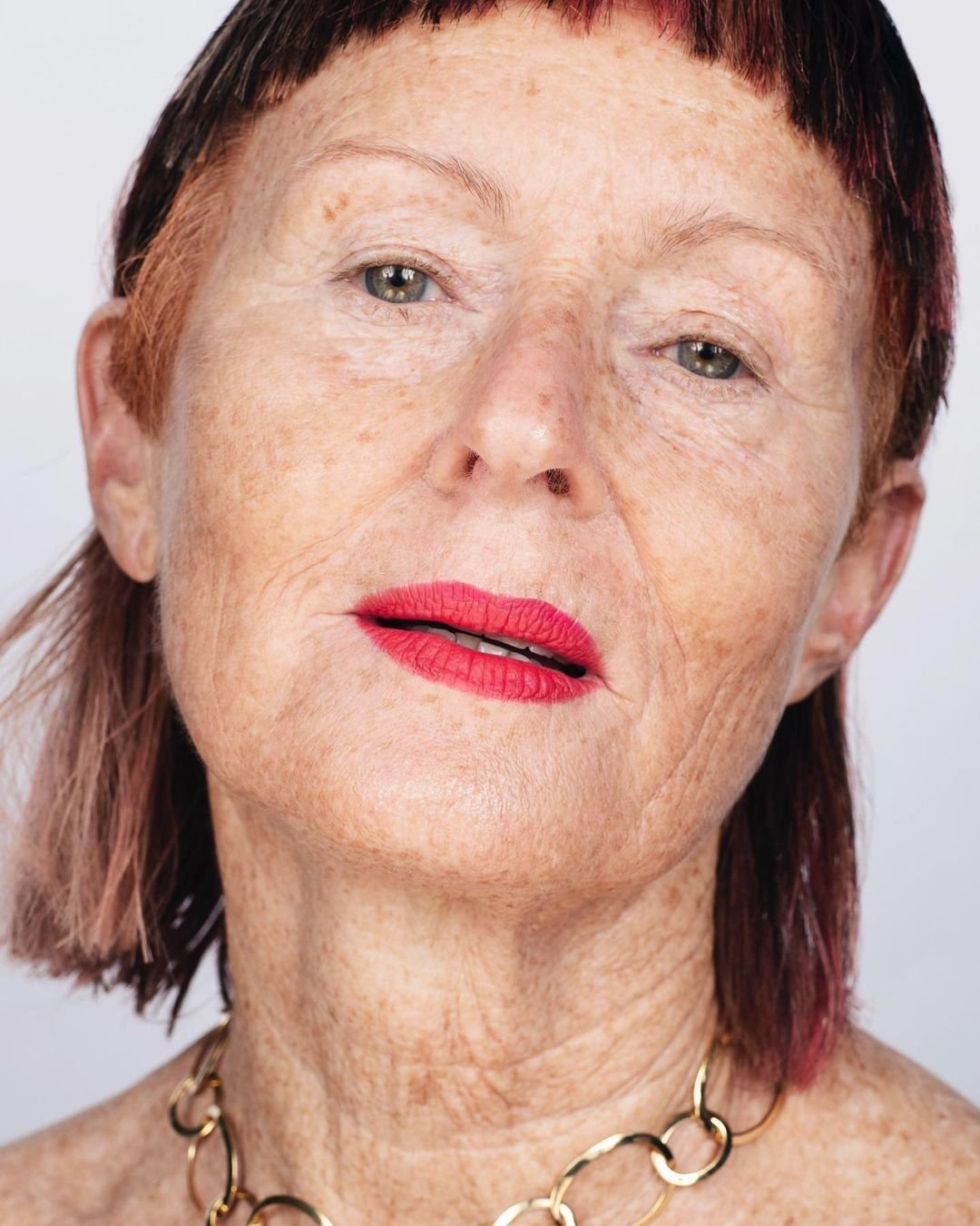 The Strength Behind Positive Aging