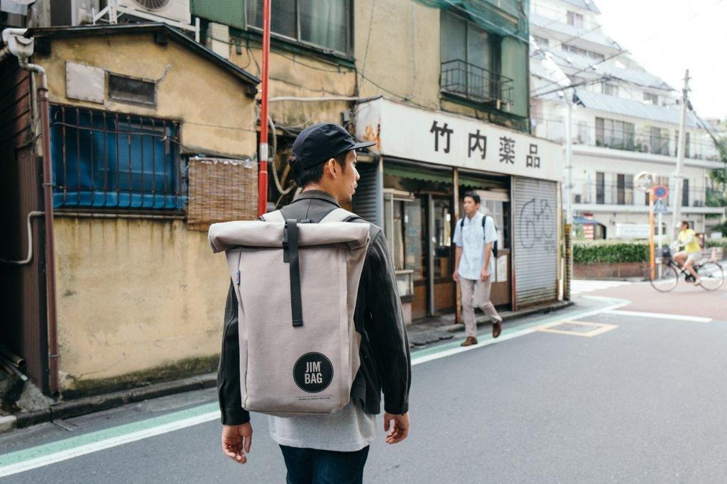 JIMBAG shot content overseas with Cherrydeck