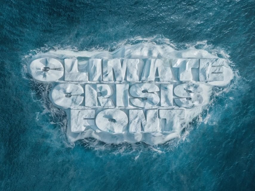 News and updates Cherrydeck January week 02 the climate crisis font