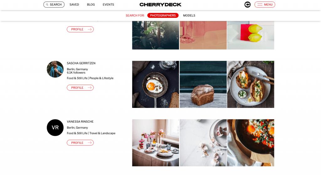 top food photographers in berlin