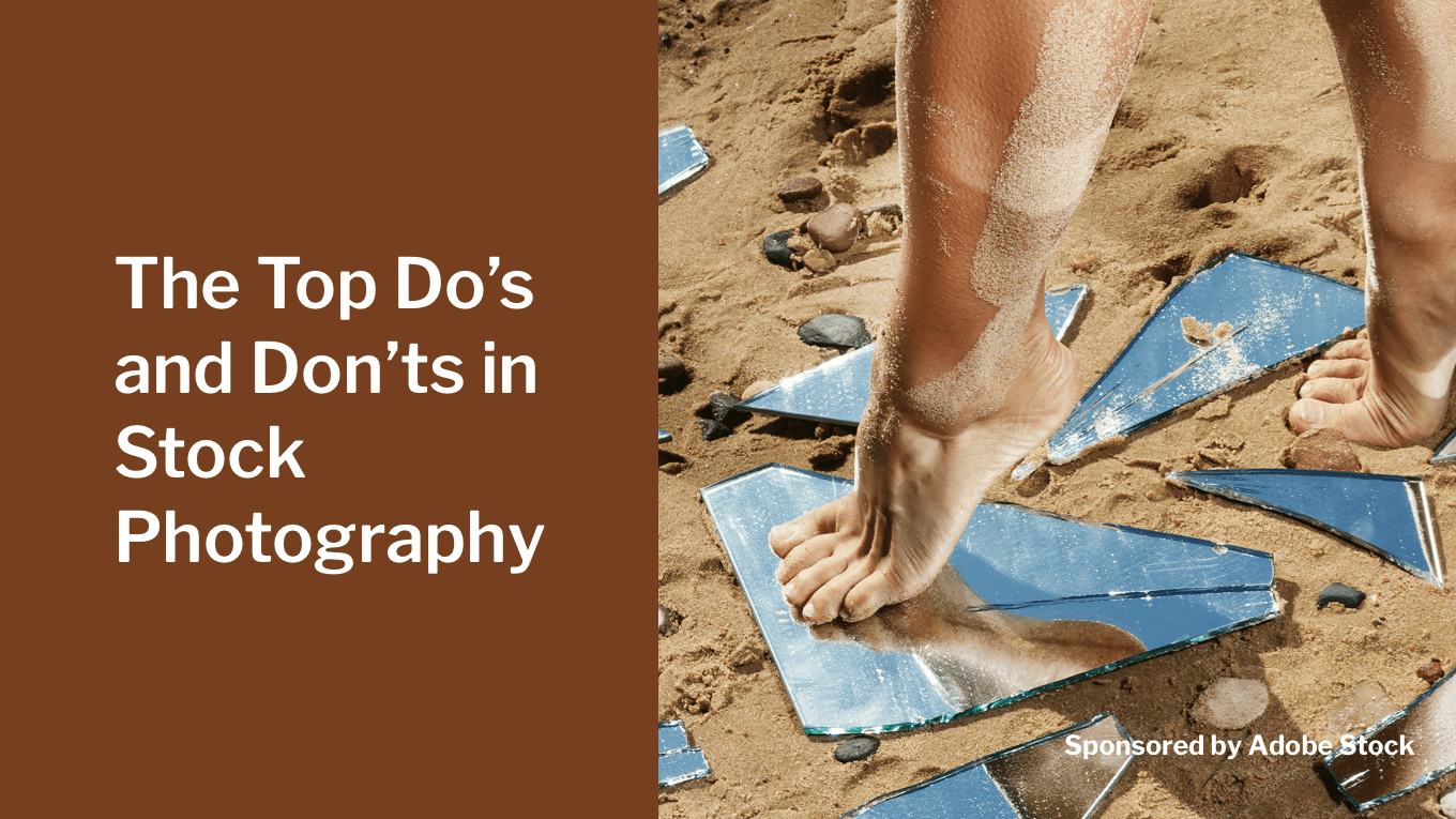 stock photography do's and don'ts adobe stock