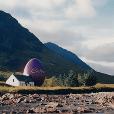news creative cadbury