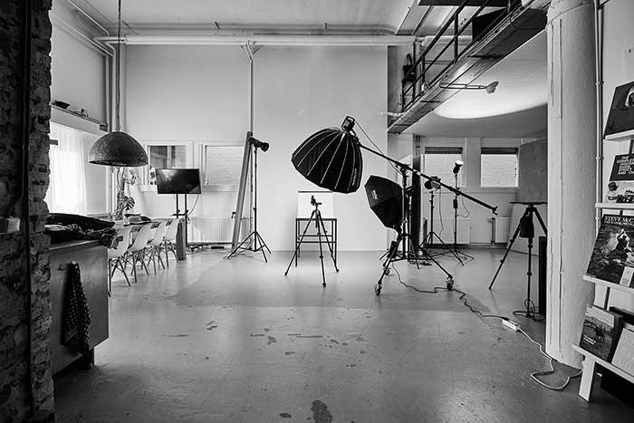 photo studio video studio rotterdam