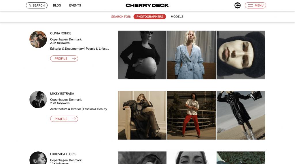 portrait photographers in Copenhagen