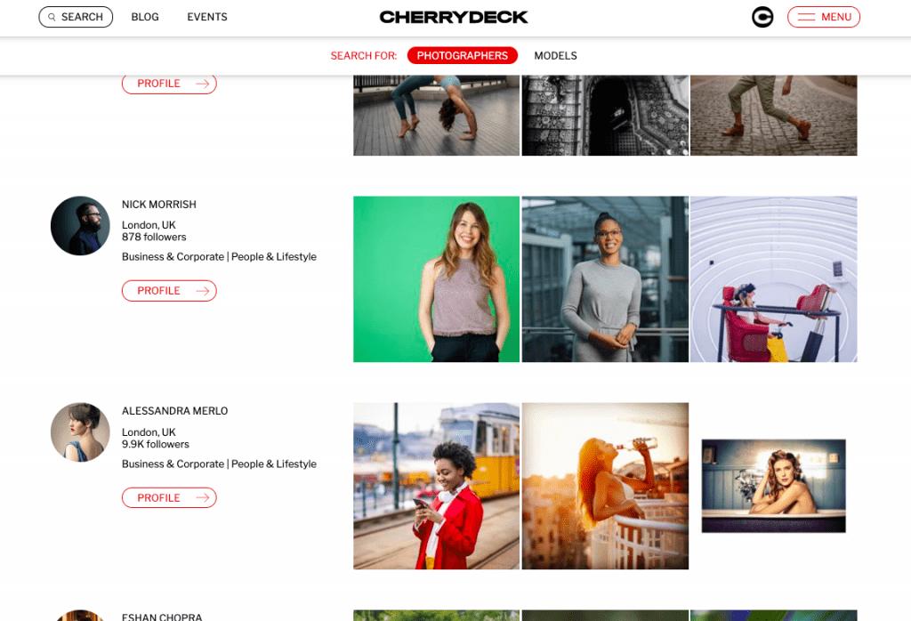 Corporate Photographers in london